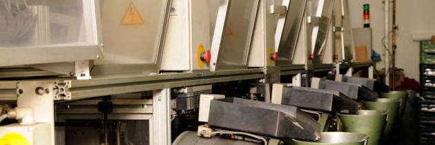 Egyéb alkatrész gyártó gépek